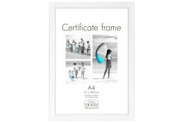 Fotorámik CERTIFICATE A4 (21x29,7cm) biely