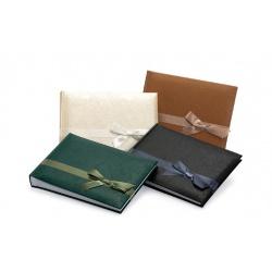 Fotoalbum na rožky, 24x16cm/60s. hnedý
