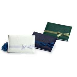 Fotoalbum na rožky 24x16cm/60s. zelený