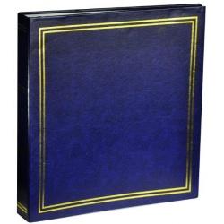 Samolepící fotoalbum 23x28cm/100stran modrá