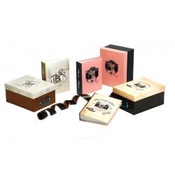 Krabica na fotografie 10x15 na 700 foto CAMERA béžová