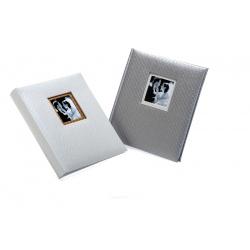 Svadobný fotoalbum na rožky WE biely
