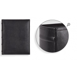 Luxusný fotoalbum13x18/100 LEATHERETTE black