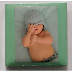 Detský fotoalbum Rchael Hale 10x15/200 zelený