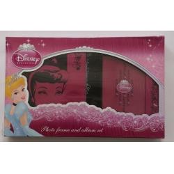 Set album 10x15/72 + rámeček 10x15 Disney Princess
