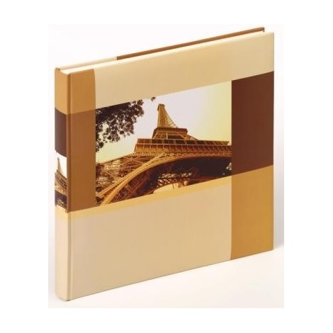 Klasické fotoalbum Welther Travel Town 30x30/25 listů