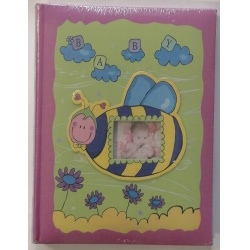 Dětské fotoalbum 10x15/200 AN včelka
