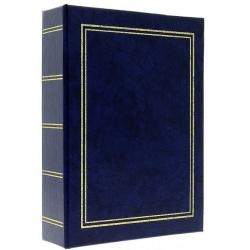 Lepený fotoalbum Classic 13x18/100 modrý