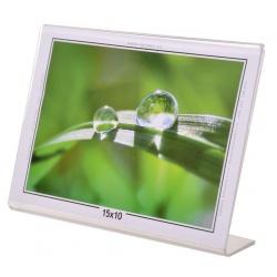 Akrylový fotorámeček 15x10 NAPOLI