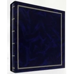 Zastrkávací fotoalbum 10x15/500 Classic modrý