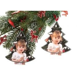 Vianočná ozdoba v tvare stromu