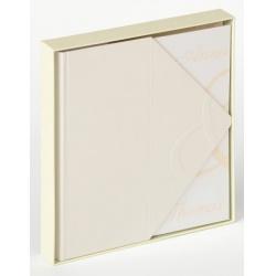 Svadobný fotoalbum na rožky Carta de Amor v krabici