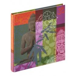 Klasické fotoalbum Buddha 26x25/40 čer