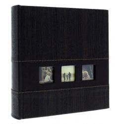 Fotoalbum 10x15/200 foto s popisom LIFESTYLE čierny