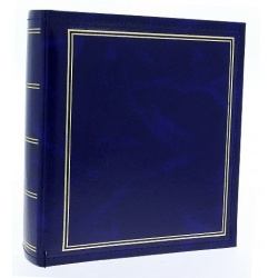 Album na mince zakladač modrý