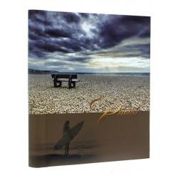 Samolepiaci fotoalbum 23x28/40s. SEASIDE lavička