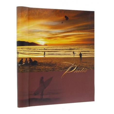 Samolepiaci fotoalbum 23x28/40s. SEASIDE sunset