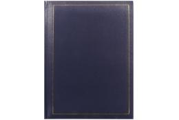Jednofarebný fotoalbum 10x15/200 TRADITION modrý
