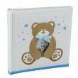 Detský fotoalbum 10x15/200 foto SWEETY modrý
