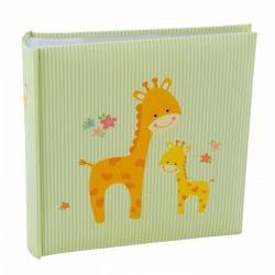 Detský fotoalbum 10x15/200 foto FUNNY Žirafa