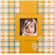 Fotoalbum na rožky 30x30/100 strán FRESH COLOUR žltý