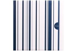 Fotoalbum na rožky COLOR STRIPES 30x30/100s. modrý