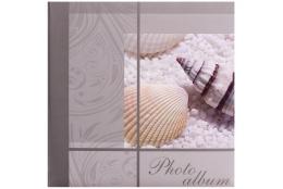 Fotoalbum 30x30/100 strán SHELL STARS šedý