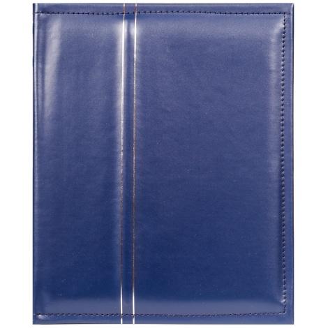 Fotoalbum na rožky 22x27/60s. SILVER LINE modrý