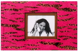 Fotoalbum na růžky 25x16/60s. SAFARI růžové