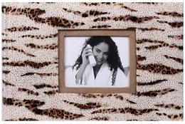 Fotoalbum na růžky 25x16/60s. SAFARI světlé