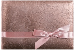Fotoalbum na rožky 24x16cm/60s. bronze