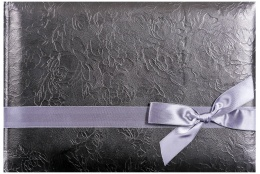 Fotoalbum na rožky 24x16cm/60s. čierny