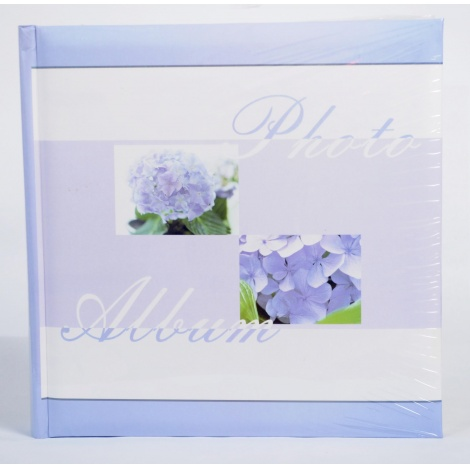 Fotoalbum na rožky SUMMER BREEZE 30x30/100s. modrý