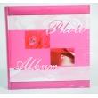 Fotoalbum na rožky SUMMER BREEZE 30x30/100s. ružový