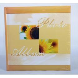 Fotoalbum na rožky SUMMER BREEZE 30x30/100s. žltý