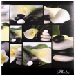 Fotoalbum na rožky 30x30/100 strán SILENT MOMENTS zelený