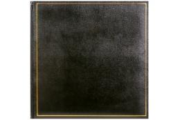 Fotoalbum na rožky 30x30/100s. TRADITION čierny