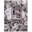 Fotoalbum 10x15/100 ANYWHERE ROSES šedý