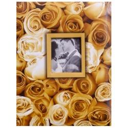 Fotoalbum 10x15/100 ANYWHERE ROSES žltý