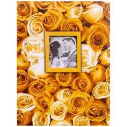 Fotoalbum 13x18/100 foto ANYWHERE ROSES žltý