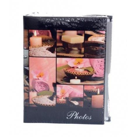 Fotoalbum 10x15/100 foto SILENT MOMENTS ružový
