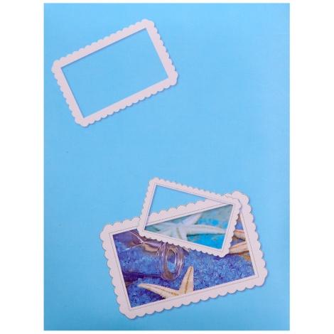 Fotoalbum 10x15/100 SIGNAL modrý