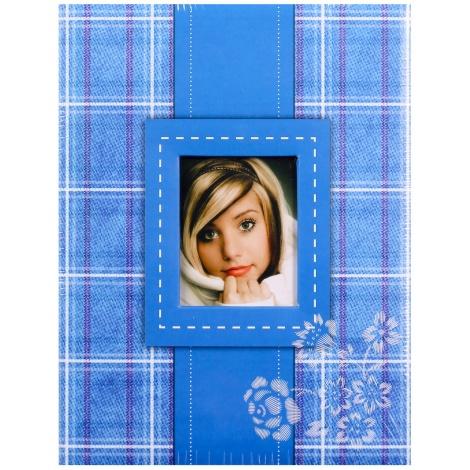 Fotoalbum 10x15/100 foto FRESH COLOUR modrý