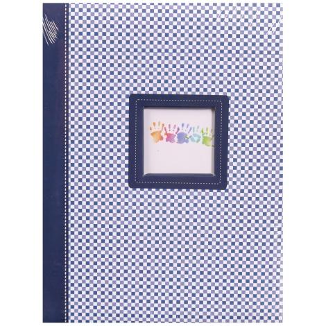 Fotoalbum 10x15/100 foto ELEMENTS modrý