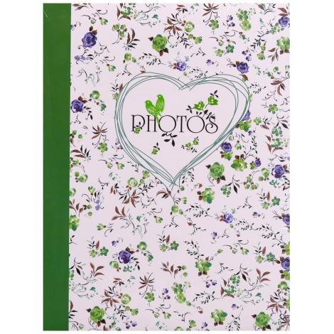 Fotoalbum 10x15/100 foto FIELD OF FLOWERS zelený