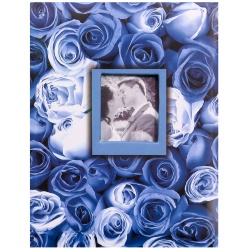 Fotoalbum 10x15/200 foto s pop. ANYWHERE ROSES mod