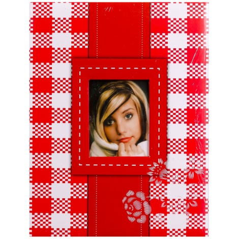 Fotoalbum 10x15/200 foto FRESH COLOUR červený