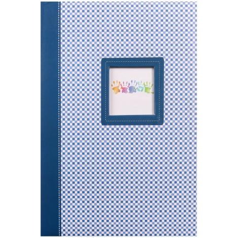 Fotoalbum 10x15/300 foto ELEMENTS modrý