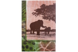 Fotoalbum na 402 fotografií 10x15cm Savanna slon