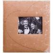 JE T´AIME svadobný fotoalbum 29x32/60s. zlatý
